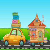 Car And Caravan Escape Games2Jolly