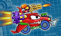 Car Eats Car Unity 3D