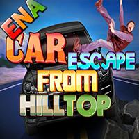 Car Escape From Hilltop ENAGames
