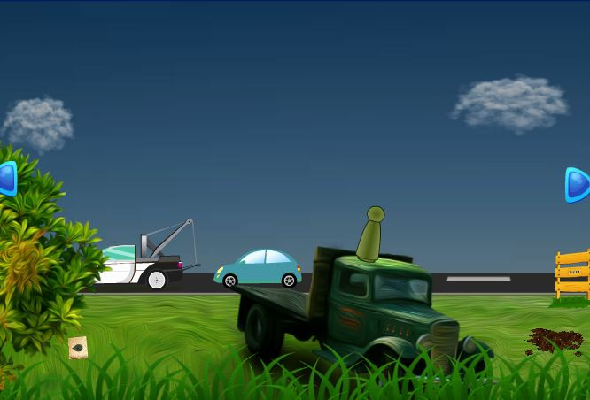 Car Tow Escape Games2Jolly