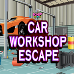 Car Workshop Escape KNFGames