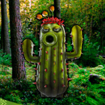 Carnivorous Plants Forest Escape Games2Rule