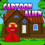 Cartoon Alien Escape AvmGames