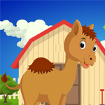 Cartoon Camel Rescue Games4King