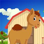 Cartoon Camel Rescue Games4King