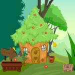 Cartoon Dwarf Escape Games4King