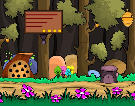 Cartoon Forest Escape Games2Jolly