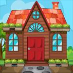 Cartoon Garden House Escape Games4King