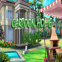 Cartoon Home Escape 365Escape