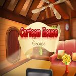 Cartoon House Escape 365Escape
