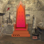 Castle Dungeon Room Escape GenieFunGames