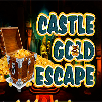 Castle Gold Escape ZooZooGames