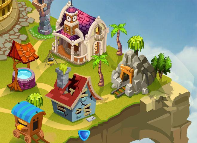 Castle War Games 2 Jolly