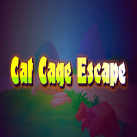 Cat Cage Escape TheEscapeGames