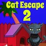 Cat Escape 2 Games4King