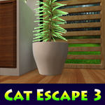 Cat Escape 3 Games4King