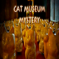 Cat Museum Mystery FreeRoomEscape