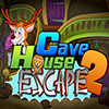 Cave House Escape 2