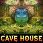 Cave House Escape Games4King