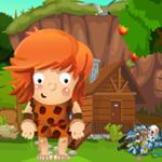 Caveman Rescue Games4King