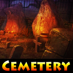 Cemetery House Escape Games4King