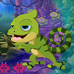 Chameleon Rescue Games4King