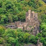 Chateau De Rheinstein Puzzle OceanDesJeux