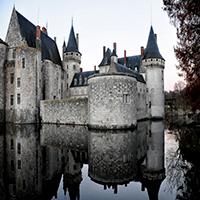 Chateau De Sully sur Loire Swap Puzzle OceanDesJeux