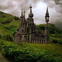 Chateau Fantastique Puzzle OceanDesJeux
