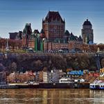 Chateau Frontenac Quebec Puzzle OceanDesJeux