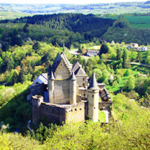 Chateau Luxembourg Puzzle OceanDesJeux