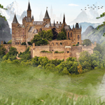 Chateau Puzzle OceanDesJeux