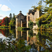 Chateau Scotney Puzzle OceanDesJeux
