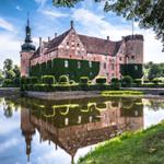 Chateau Suedois Puzzle OceanDesJeux
