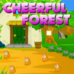 Cheerful Forest Escape AvmGames