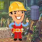 Cheerful Plumber Escape Games4King