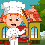 Chef Boy Rescue Games4King