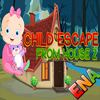 Child Escape From House 2 ENA Games