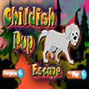Childish Pup Escape