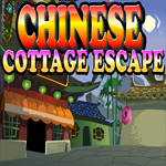 Chinese Cottage Escape Games4King