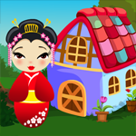 Chinese Girl Rescue Games4King