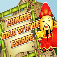 Chinese Gold Statue Escape YolkGames