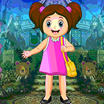 Chirpy Girl Escape Games4King