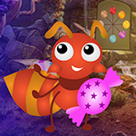 Chocolate Ant Escape Games4King