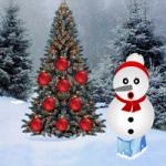 Christmas Ball Forest Escape WowEscape