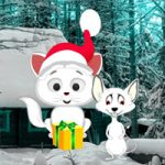 Christmas Cat And Mouse Fiction Escape Games2Rule