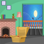 Christmas Decor Room Escape Escape007Games