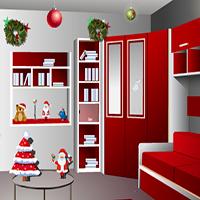 Christmas Decor Room Escape TollFreeGames