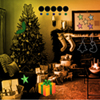 Christmas Decorated Room Escape Games2Rule