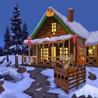 Christmas Deer Escape Games4Escape